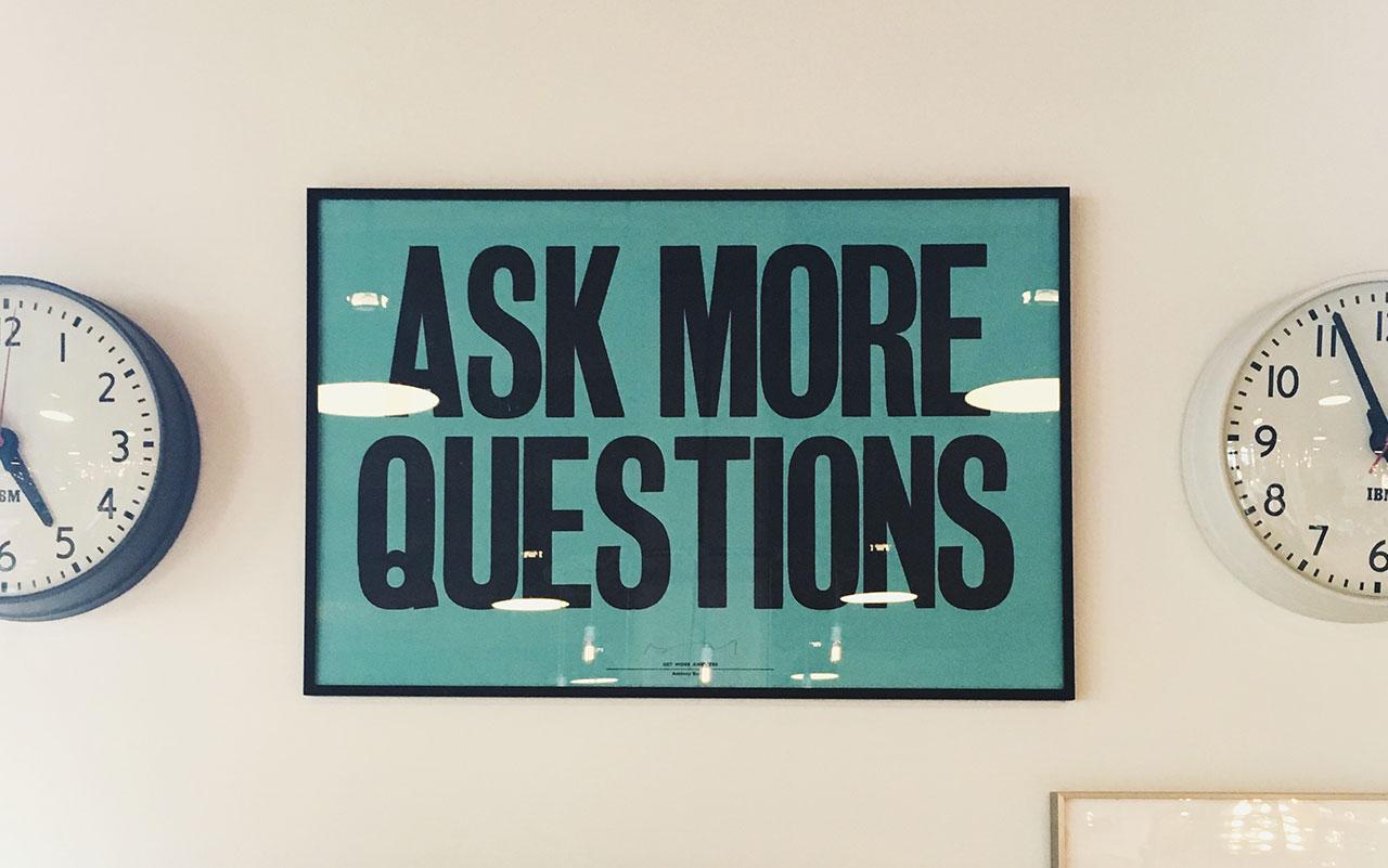 landing page : les questions à se poser avant de démarrer